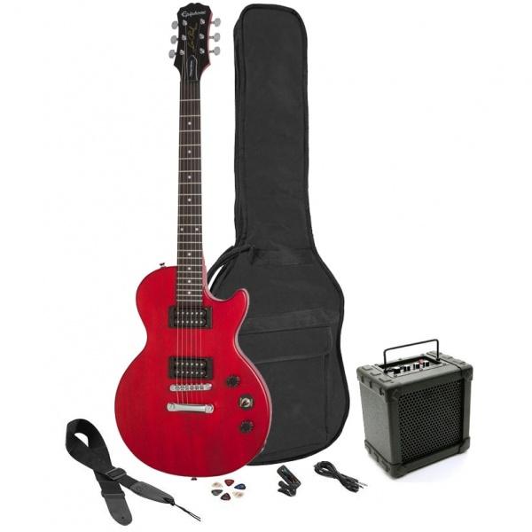 Elektriskās ģitāras komplekts Epiphone Special VE-CHV-Set
