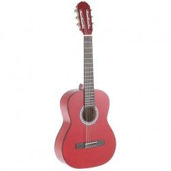 3/4 Size Classical Guitar Gewa-34-Red