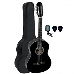 Classical Guitar Kit Gewa-44-Black