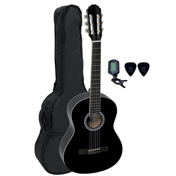 Classical Guitar Kit Gewa-44-Black