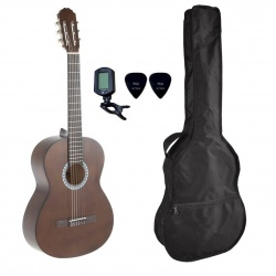 3/4 Size Classical Guitar Kit Gewa-34-Walnut-Set