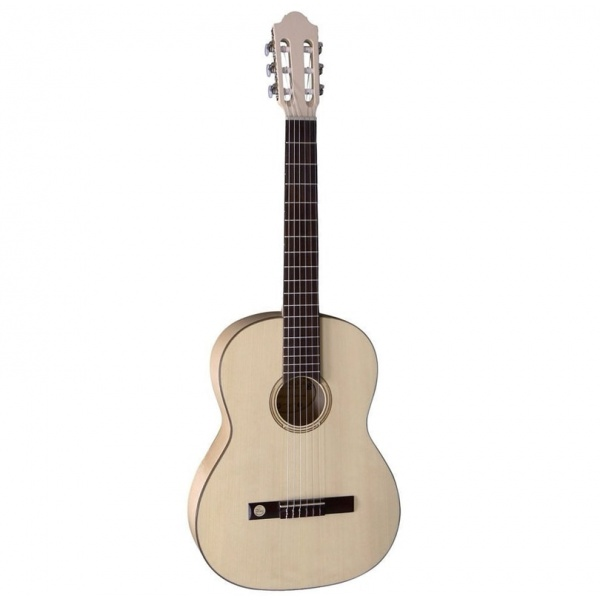 Classical Guitar Pro Natura Silver 4/4