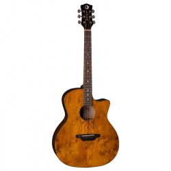 Luna Guitars Acoustic Guitar GYP-SPALT
