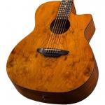 Luna Guitars Acoustic Guitar GYP-SPALT