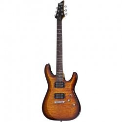 Schecter C-6 Plus VSB Electric guitar