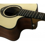 Flight Electro Acoustic guitar AD-555CEQ