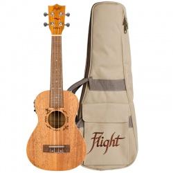 Flight Concert Electro-Acoustic Ukulele DUC-323-EQ-MAH
