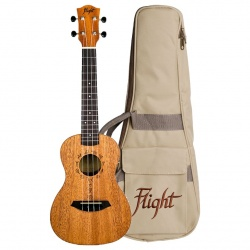 Koncerta ukulele Flight DUC-373-MAH