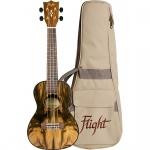 Koncerta ukulele Flight DUC-430-DAO