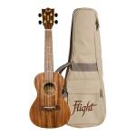Flight Concert Ukulele DUC-440-ACACIA