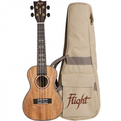 Flight Concert Ukulele DUC-450-MAN