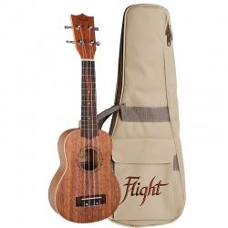Soprāna ukulele Flight DUS-321-MAH