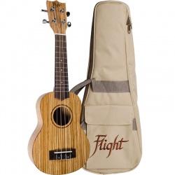 Soprāna ukulele Flight DUS-322-ZEB