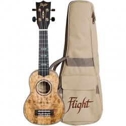 Soprāna ukulele Flight DUS-410-QA