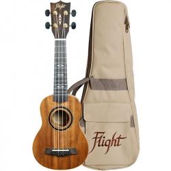 Soprāna ukulele Flight DUS-440-KOA