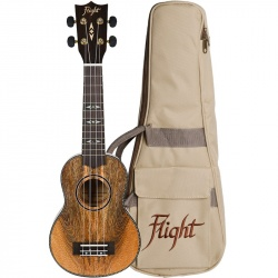 Flight Soprano Ukulele DUS-450-MAN