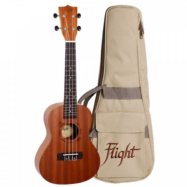 Flight Concert Ukulele NUC310