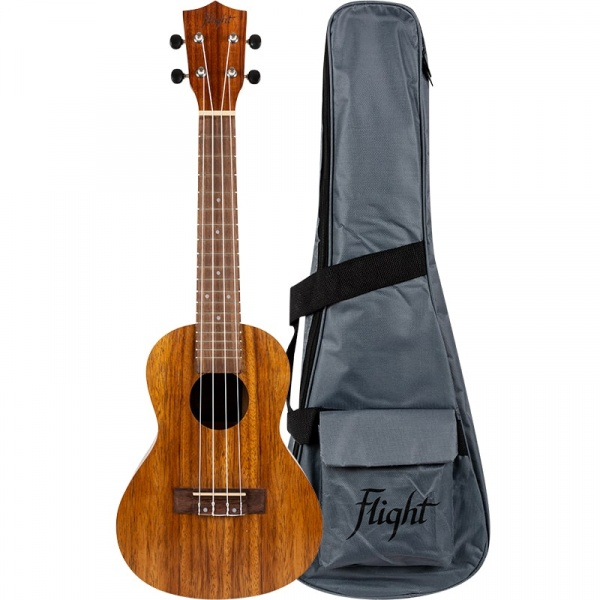 Flight Concert Ukulele NUC-200