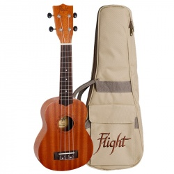 Flight Soprano Ukulele NUS310