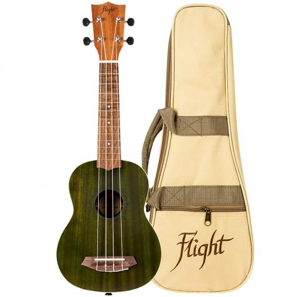 Flight Soprano Ukulele NUS-380-Jade