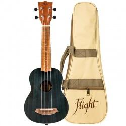 Flight Soprano Ukulele NUS-380-Topaz