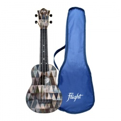 Flight Soprano Travel Ukulele TUS-40 Arcana