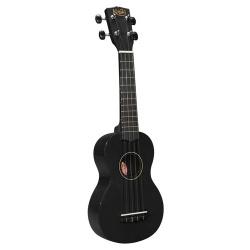 Korala soprano ukulele UKS-30-BK
