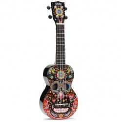 Mahalo ukulele with bag MA1SK-BK