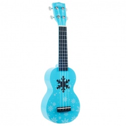 Mahalo ukulele with bag MD1SN-BU