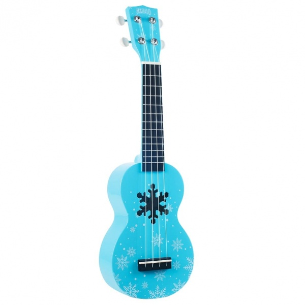 Mahalo ukulele with bag MD1SN-BU