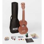 Mahalo soprano ukulele kit MK1-TBR-K