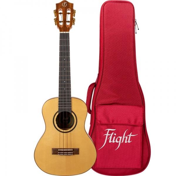 Flight Tenor Electro-Acoustic Ukulele Sophia TE