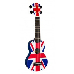 Mahalo ukulele with bag U-UK