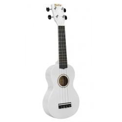 Korala soprano ukulele UKS-30-WH