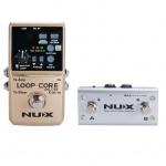 Ģitāru efektu pedālis Nux Loop Core Deluxe