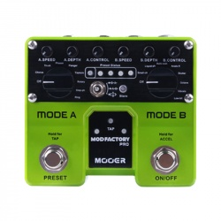 Ģitāras efektu pedālis Mooer Mod Factory Pro