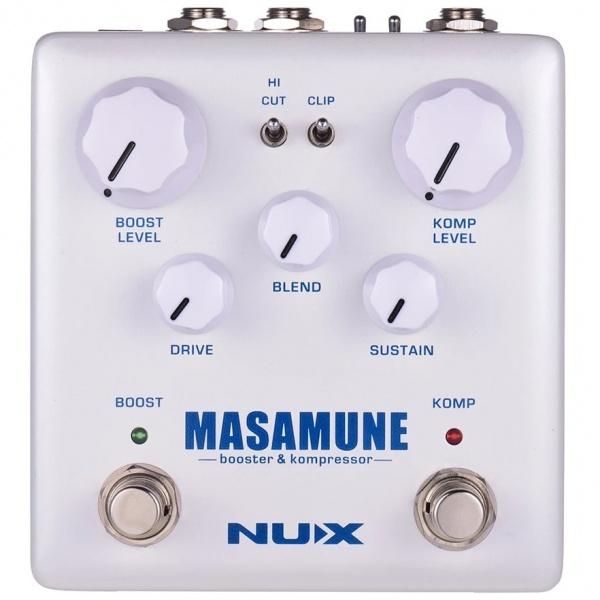 Nux Masamune Boost & Compressor NBK-5