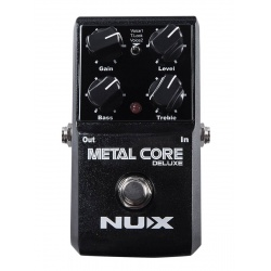 Guitar effects pedal Metal Core Deluxe