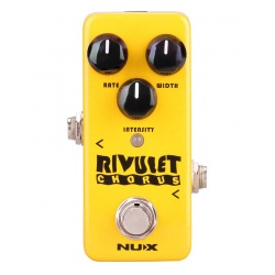 Nux Rivulet Chorus pedal NCH-2