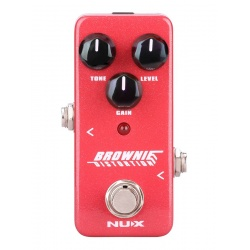 Nux Distortion pedal NDS-2 Brownie