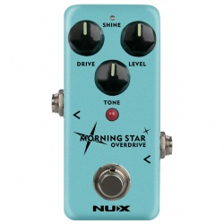 Nux Morning Star Overdrive NOD-3