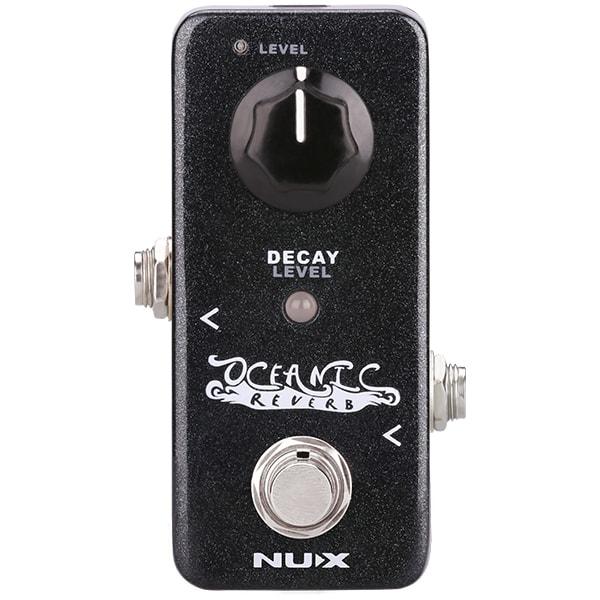Nux Oceanic Digital Reverb NRV-2