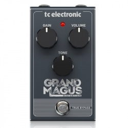 TC Electronic Distortion pedal Grand Magus