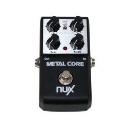 Guitar effects pedal Metal Core