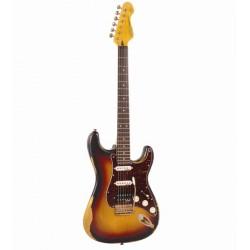 Elektriskā ģitāra V6 HMRSB