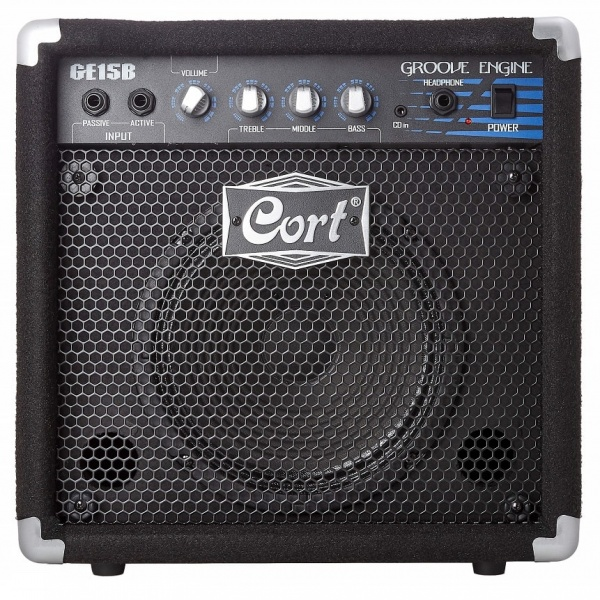 Cort Bass Guitar Amplifier GE15B