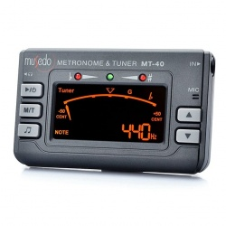 Chromatic Tuner and Metronome MT-40