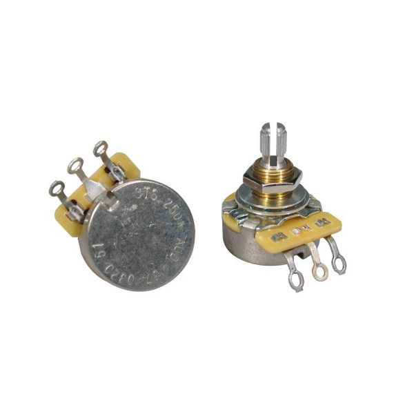CTS USA 250K audio potentiometer CTS250-A51