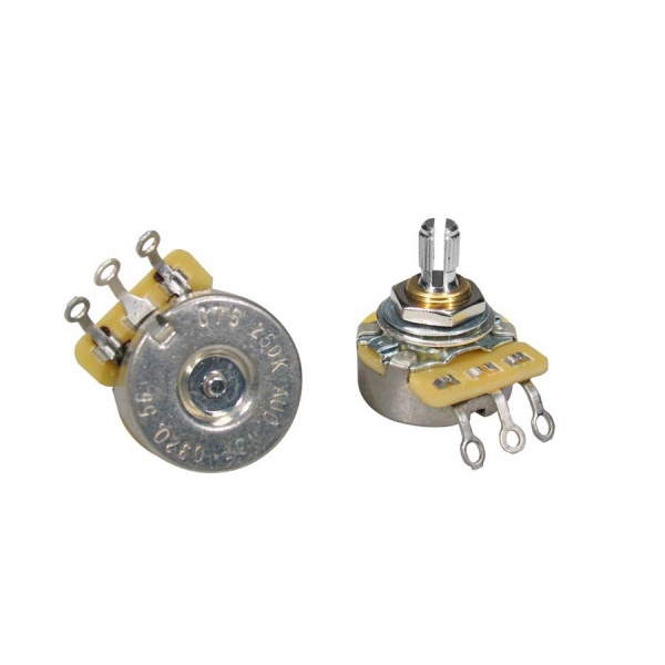 CTS USA 250K audio potentiometer CTS250-A56