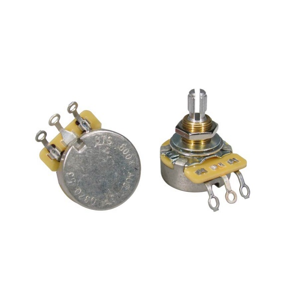 CTS USA 500K audio potentiometer CTS500-A53